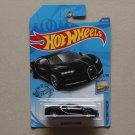 Hot Wheels 2020 Factory Fresh '16 Bugatti Chiron (black) (SEE CONDITION)