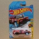 Hot Wheels 2020 HW Art Cars Cruise Bruiser (red)