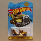 Hot Wheels 2019 Gold Edition Rig Storm (Meijer Excl.) (SEE CONDITION)