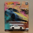 Hot Wheels 2019 Car Culture Street Tuners Nissan Silvia (S15) (SEE CONDITION)
