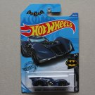 Hot Wheels 2020 Batman Arkham Asylum Batmobile (navy blue) (Treasure Hunt)