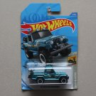 Hot Wheels 2020 Baja Blazers '67 Jeepster Commando (spectraflame teal) (Super Treasure Hunt)