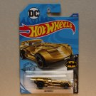 Hot Wheels 2020 Batman Mattel Fantasy Batmobile (gold)