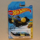 Hot Wheels 2020 Fast Foodie Carbonator (blue/yellow/black)