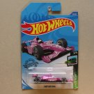 Hot Wheels 2020 Speed Blur '11 Indy 500 Oval Course Race Car (pink)