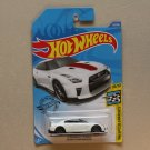 Hot Wheels 2020 HW Speed Graphics '17 Nissan GT-R [R35] (50th Anniversary) (white) (SEE CONDITION)