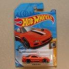 [WHEEL ERROR] Hot Wheels 2020 HW Turbo '95 Mazda RX-7 (orange) (SEE CONDITION)