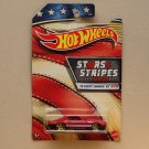 Hot Wheels 2020 Stars & Stripes Series '70 Chevy Camaro RS (SEE CONDITION)