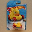 Hot Wheels 2020 Street Beasts Duck N' Roll (yellow)