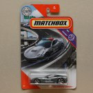 Matchbox 2020 MBX Highway '15 Corvette Stingray (police grey)