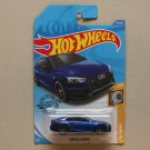 Hot Wheels 2020 HW Turbo Audi RS5 Coupe (blue) (SEE CONDITION)