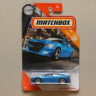 Matchbox 2020 MBX City '18 Dodge Charger R/T (blue)