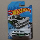 Hot Wheels 2020 Rod Squad 8 Crate (white)