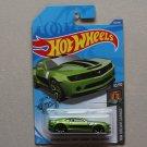 Hot Wheels 2020 HW Dream Garage '13 Hot Wheels Chevy Camaro Special Edition (green) (Treasure Hunt)