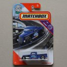 Matchbox 2020 MBX Highway '35 Ford Pickup (blue)