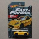 Hot Wheels 2020 Fast & Furious Nissan 370Z