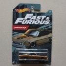 Hot Wheels 2020 Fast & Furious '69 Ford Torino Talladega