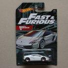 Hot Wheels 2020 Fast & Furious Lamborghini Gallardo LP 560-4