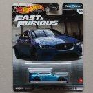 Hot Wheels 2020 Fast & Furious Premium Full Force Jaguar XE SV Project 8