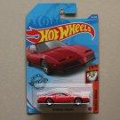 Hot Wheels 2020 Muscle Mania '84 Pontiac Firebird (red)