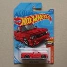 Hot Wheels 2020 HW Hot Trucks '91 GMC Syclone (red)