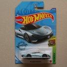 Hot Wheels 2020 HW Exotics McLaren Speedtail (pearlescent blue)