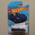 Hot Wheels 2020 Factory Fresh '19 Corvette ZR1 Convertible (blue)