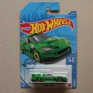 Hot Wheels 2020 Honda Series Honda S2000 (green)