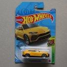 Hot Wheels 2020 HW Exotics '17 Lamborghini Urus (yellow)
