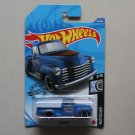 Hot Wheels 2020 Rod Squad '52 Chevy (blue)