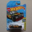 Hot Wheels 2020 HW Speed Graphics '71 Datsun Bluebird 510 Wagon (black)