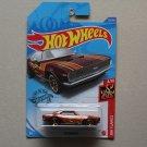 Hot Wheels 2020 HW Flames '67 Camaro (copper)