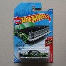 Hot Wheels 2020 HW Flames '65 Ford Galaxie (black)