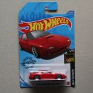 Hot Wheels 2020 Nightburnerz '89 Mazda Savanna RX-7 FC3S (red) (SEE CONDITION)