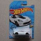 Hot Wheels 2020 Factory Fresh Corvette C7 Z06 (white)