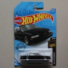 Hot Wheels 2020 Nightburnerz '96 Chevy Impala SS (black) (SEE CONDITION)