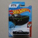 Hot Wheels 2020 Muscle Mania '69 Ford Mustang Boss 302 (black) (Vaughn Gittin Jr)