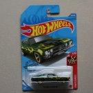 Hot Wheels 2020 HW Flames '73 Ford Falcon XB (green)
