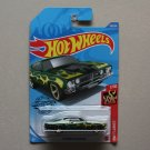 Hot Wheels 2020 HW Flames '73 Ford Falcon XB (green) (SEE CONDITION)