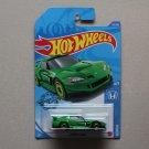 Hot Wheels 2020 Honda Series Honda S2000 (green) (SEE CONDITION)