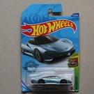 Hot Wheels 2020 HW Exotics McLaren Speedtail (pearlescent blue) (SEE CONDITION)