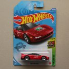 Hot Wheels 2020 HW Exotics '90 Acura NSX (red) (SEE CONDITION)
