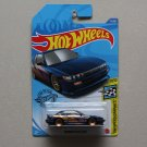 Hot Wheels 2020 HW Speed Graphics Nissan Silvia [S13] (blue)