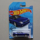 Hot Wheels 2020 Factory Fresh '98 Honda Prelude (blue) (SEE CONDITION)