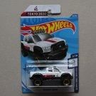 Hot Wheels 2020 Olympic Games Tokyo '10 Toyota Tundra (white)