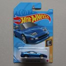 Hot Wheels 2021 HW Turbo Nissan 300ZX Twin Turbo (blue) (SEE CONDITION)