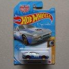 Hot Wheels 2021 HW Turbo '89 Porsche 944 Turbo (silver) (Magnus Walker) (SEE CONDITION)