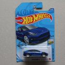 Hot Wheels 2020 Factory Fresh Tesla Model 3 (blue) (SEE CONDITION)