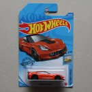 Hot Wheels 2020 Factory Fresh Corvette C7 Z06 (orange)