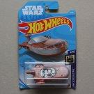 Hot Wheels 2021 HW Screen Time Luke Skywalker's X-34 Landspeeder (Star Wars) (SEE CONDITION)